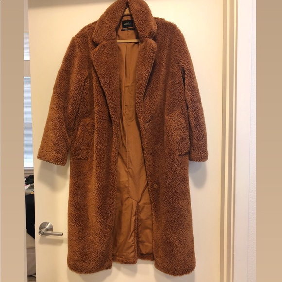 f9d7f8224 UO TEDDY Duster Coat